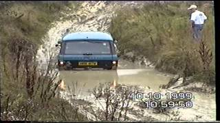 Extreme Off Roading At Tong 4x4 Centre ( Parkwood ) Hell Hole Range Rover Classic Land Rover