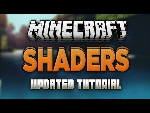 How to Install Shaders Mod in Minecraft 1.12.2! (Updated) (No Forge)