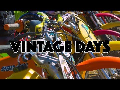 AMA Vintage Motorcycle Days 2018 / MotoGeo Adventures