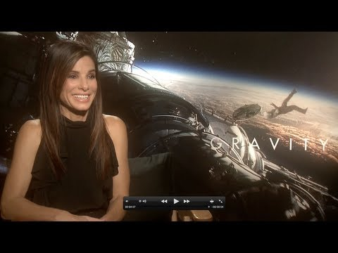 gravity - Emmy winner Jake Hamilton sits down to talk with Sandra Bullock, director Alfonso Cuaron (Children of Men, Harry Potter and the Prisoner of Azkaban) as well ...