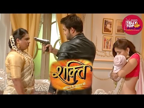 Kareena THREATENS Soumya | Harman Points Gun At Transgenders | Shakti Astitva Ke Ehsaas Ki