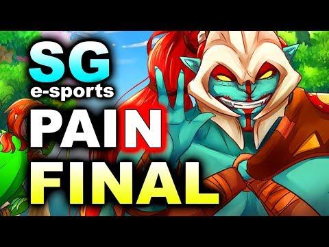 PAIN vs SG - INSANE GRAND FINAL! - TI8 SOUTH AMERICA DOTA 2