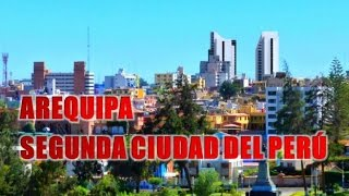 Arequipa Peru  city photos gallery : AREQUIPA 2016 - [datos, informes, estadísticas] - Segunda ciudad más importante del Perú