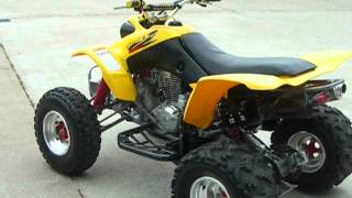 8. 2002 HONDA 400EX FOR SALE $1500 WWW.RACERSEDGE411.COM