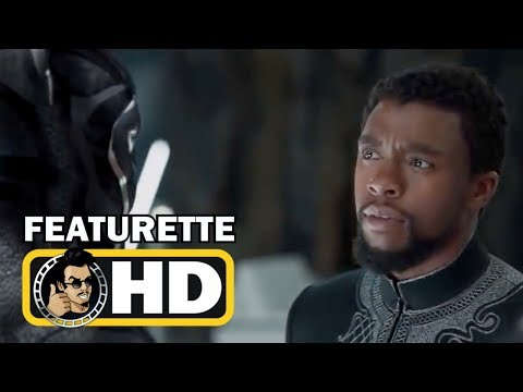 "BLACK PANTHER (2018) - ""Responsibility"" Featurette Trailer  FULL HD  Marvel Superhero Movie"