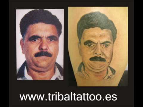 tribal tattoos, la rapita,Tarragona, Suite  Diablo , lies