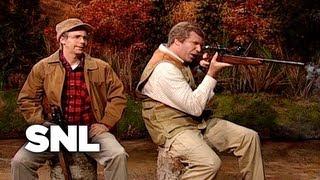 Video George H. W. Bush and George W. Bush Go Hunting - SNL MP3, 3GP, MP4, WEBM, AVI, FLV Oktober 2018