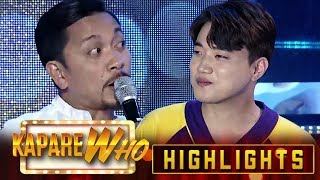 Video Jhong gets offended by what Ryan said | It's Showtime KapareWho MP3, 3GP, MP4, WEBM, AVI, FLV Maret 2019