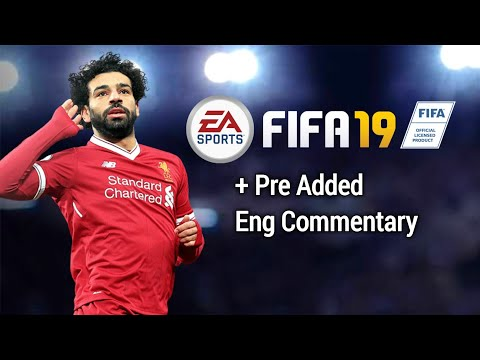 FIFA 19 Mod FIFA 18 Android Offline PSP ISO • 800 MB • Best Graphics Download