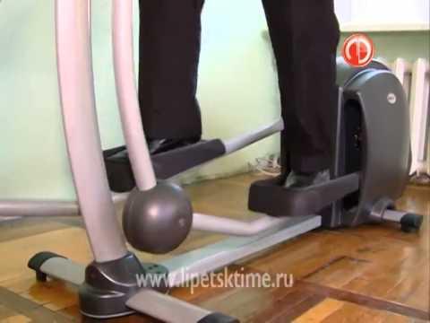Робот, который учит ходить заново, появился в БСМП