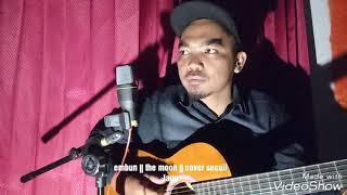 Embun || the moon || cover secuil lagu
