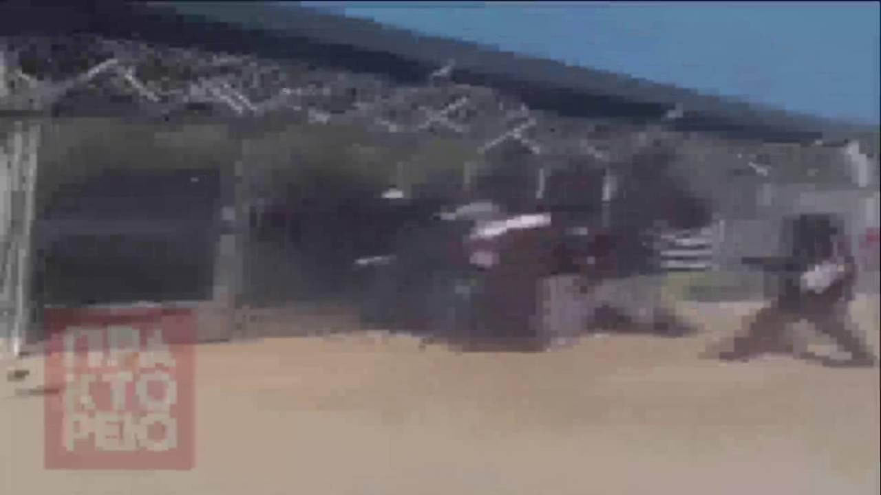 Bίντεο ντοκουμεντο από τα επεισόδια  στο χοτ σποτ της Μόριας