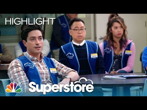 Let's Talk About Amy And Jonah's Sex Tape - Superstore (Episode Highlight)