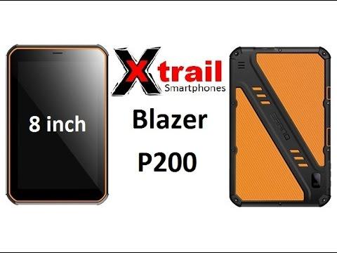 Xtrail P200 Blazer 8