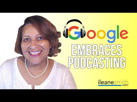 Watch 'Podcasts in Google Play Store as Google Embraces Podcasting '