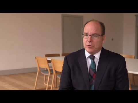 Interview with HSH Prince Albert II (The University of Edinburgh)