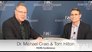 FICPA Conference Interviews - Thomas E. Hilton, MSF, CPA/ABV/CFF, CVA, CGMA