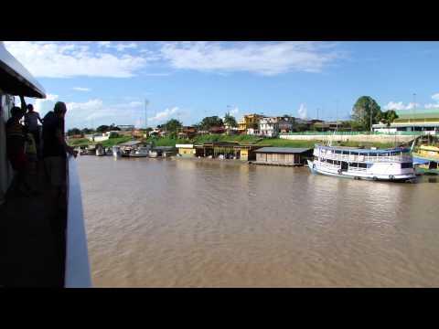 CHEGANDO EM CODAJÁS - AMAZÔNIA              MAH00135