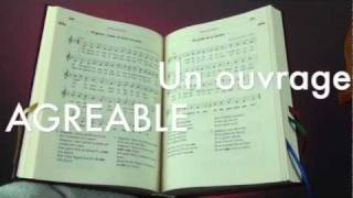 Livre de chant Magnificat Dominum
