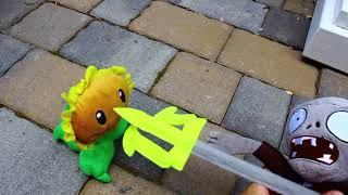 Video Plants vs. Zombies Plush Short: The Stubborn Sunflower! MP3, 3GP, MP4, WEBM, AVI, FLV Juni 2019