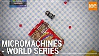 ► Nasza strona: http://www.benchmark.pl► Subskrybuj: http://bit.ly/subbench↓ Rozwiń po więcej ↓► Facebook: http://bit.ly/facebench► Instagram: http://bit.ly/instagrambench► Twitter: http://bit.ly/twitterbenchPamiętacie resoraki? Dzięki MicroMachines: World Series macie okazję poczuć się ponownie jak dzieci bawiące się małymi samochodzikami. Otwieramy paczkę od Techlandu i budujemy tor wyścigowy!
