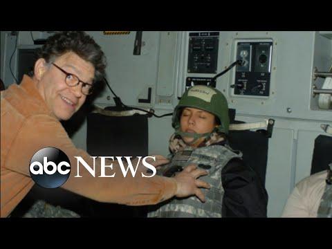 Sen. Al Franken apologizes for questionable behavior