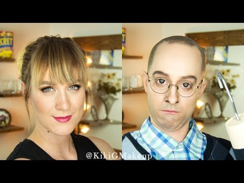 Makeup Artist Hilariously Transforms Herself Into Buster Bluth from Arrested