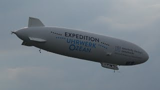 Usedom Germany  city photos : 4K | Zeppelin NT landing at Peenemuende / Usedom / Germany