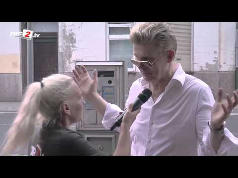 Interview mit NDW Markus in Oberhausen-Sterkrade