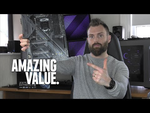 ASRock Z370 Extreme4 Review - Best bang for buck!