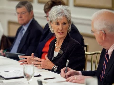 WSJ on McDonald's Dropping Health Plan 'Flat Out Wrong,' Says HHS Sec. Sebelius
