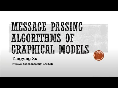 Message-passing algorithms for graphical models