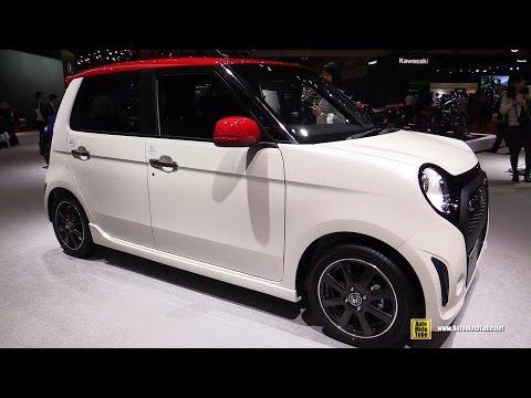 2016 Honda N One Modulo X - Exterior and Interior Walkaround - 2015 Tokyo Motor Show