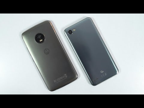 LG Q6 vs Moto G5 Plus Speed Test, Memory Management test and Benchmark Scores