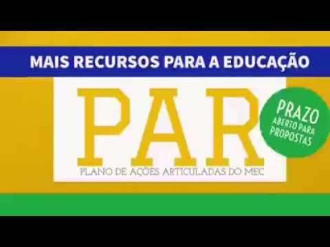 """CAIO NARCIO: """"PROGRAMA DO MEC – PAR – GARANTE MAIS VERBAS PARA EDUCAÇÃO"""""""