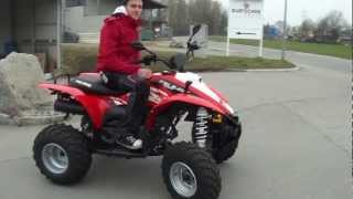 6. POLARIS TRAIL BLAZER 330