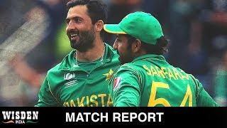 Sarfraz, Fakhar star in win