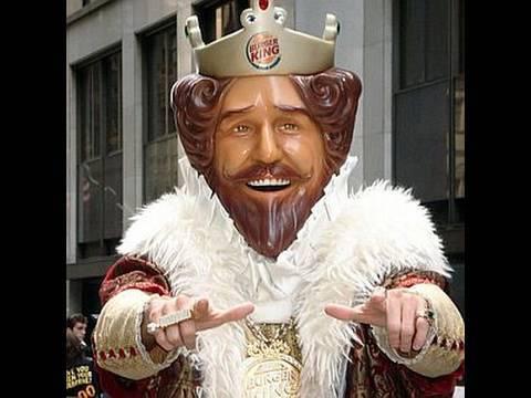 """Burger King """"Crazy"""" Ad Enrages Mental Health Groups?"""