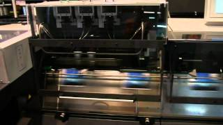 Cevagraf, presentación Stitchmaster ST 450
