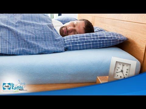 Importancia del colchón y una almohada