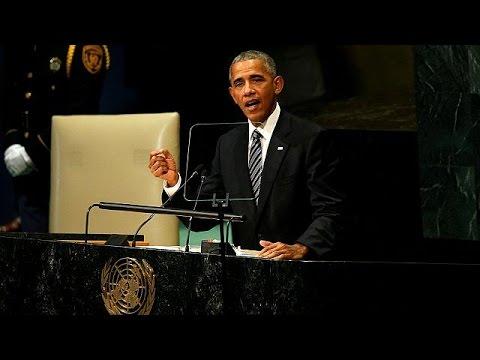 Ομπάμα: «Να συμβάλουν οι πλούσιες χώρες στην αντιμετώπιση του προσφυγικού»