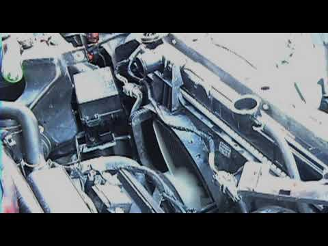 1995-2003 Nissan Maxima: Radiator replacement