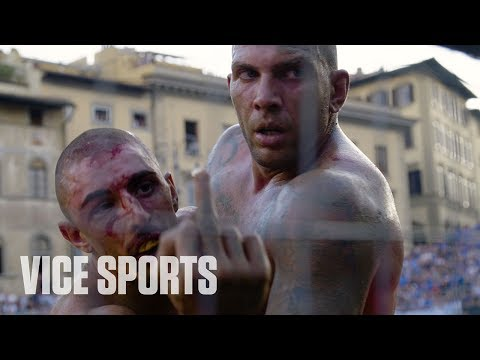 Bareknuckle Boxing Meets Rugby in Calcio Storico: What the Hell is That Sport?