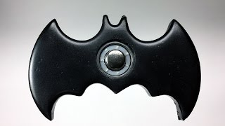 Video Easy Batman Hand Spinner Fidget Toy MP3, 3GP, MP4, WEBM, AVI, FLV Mei 2017