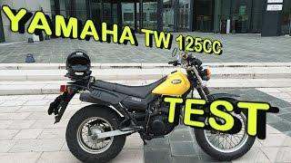 TEST★YAMAHA TW 125