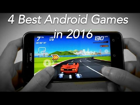 4 Best Android Games in 2016