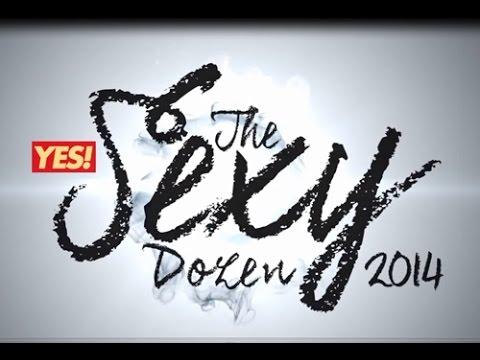 Sexy - Here's a sneak preview of YES! The Sexy Dozen 2014. Making it to the list are Dennis Trillo, Richard Gomez, Robin Padilla, Jericho Rosales, Alden Richards, Dingdong Dantes, Daniel Padilla,...