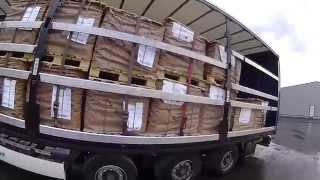 7. A kamionos. Tengelyenkénti súlyelosztás, árurögzítési alapok. 1. rész