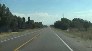 Cortez (CO) United States  city images : US 491-Cortez, CO to Shiprock, NM Dash Cam Drivelapse