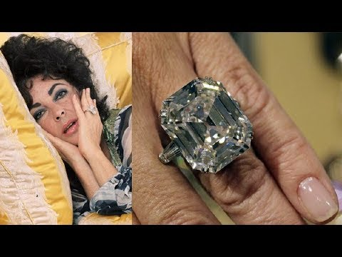 The Most Iconic Old Hollywood Engagement Rings